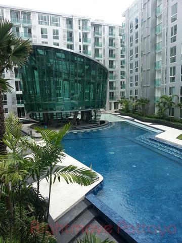 City Center Residence Condo In Central Pattaya