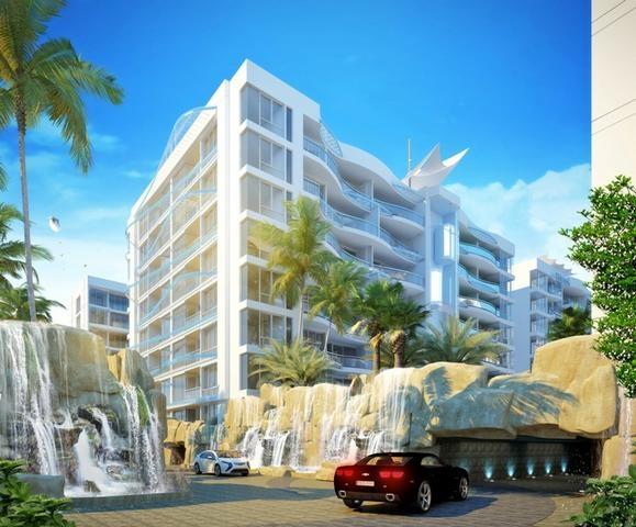 Grand Avenue Residence Condo In Central Pattaya