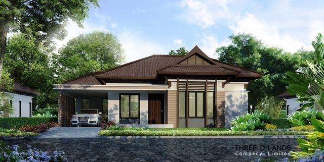 Baan Sirin House In East Pattaya