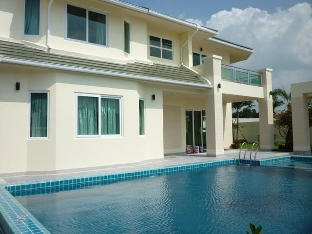 Greenfield Villas 5 House In East Pattaya
