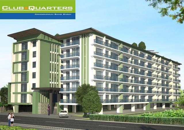 Club Quarters Condo In Bang Saray