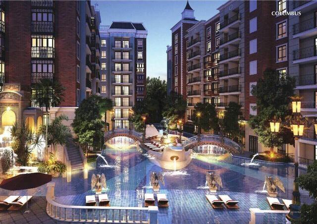 Espana Condo Resort Condo In Jomtien