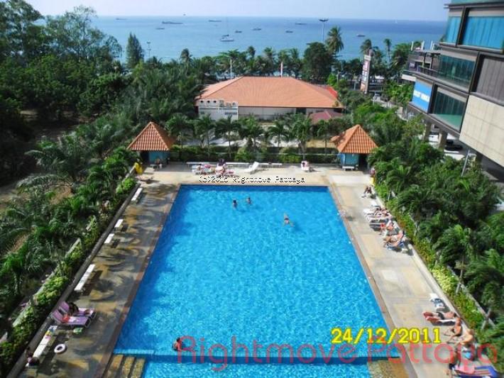 studio condo in central pattaya for rent view talay 61035807728  to rent in Central Pattaya Pattaya