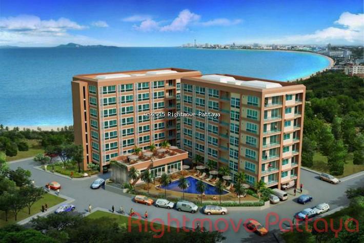 1 bedroom condo in bang saray for sale bang saray beach condo  for sale in Bang Saray Pattaya