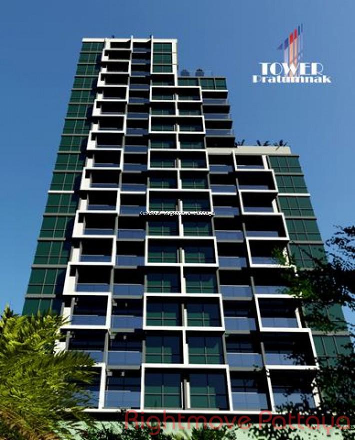1 bedroom condo in pratumnak for sale 1 tower458911359  for sale in Pratumnak Pattaya