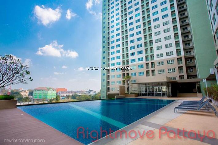 1 bedroom condo in wongamart naklua for rent lumpini naklua  to rent in Wong Amat Pattaya