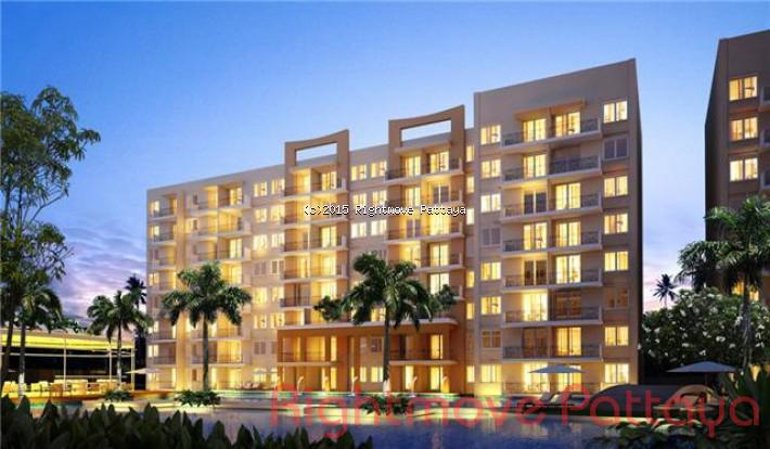 pic-1-Rightmove Pattaya 1 bedroom condo in jomtien for sale paradise park507660834   for sale in Jomtien Pattaya