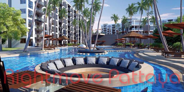 Condominiums for sale in Pratumnak Pattaya