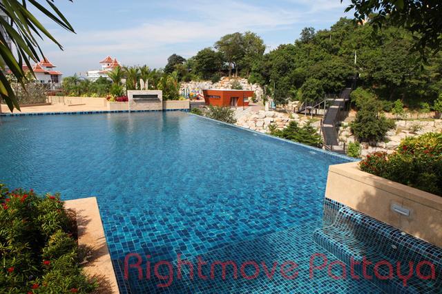 Condominiums to rent in Pratumnak Pattaya