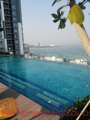 1 Bedroom Condo For Rent In Central Pattaya-centric Sea