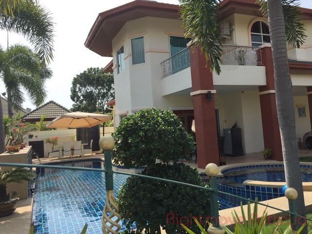 3 Bedrooms House For Rent In East Pattaya-greenfield Villas 1
