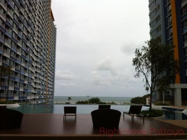 1 Bedroom Condo For Sale In Jomtien-lumpini Park Beach
