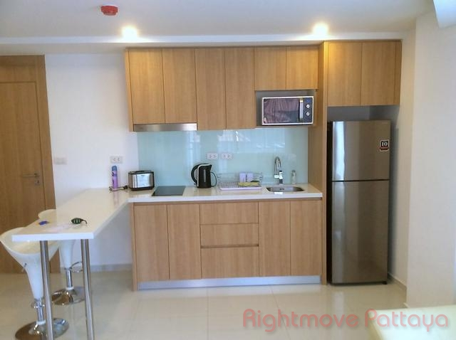 1 bed condo for sale in pratumnak city garden pratumnak