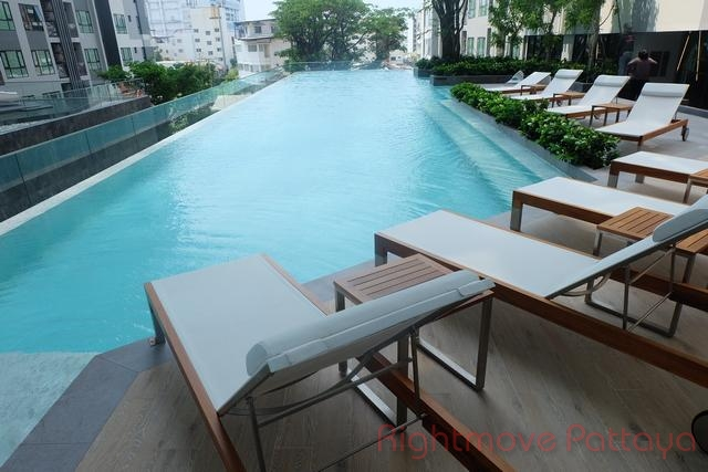 1 Bedroom Condo For Rent In Central Pattaya-the Base