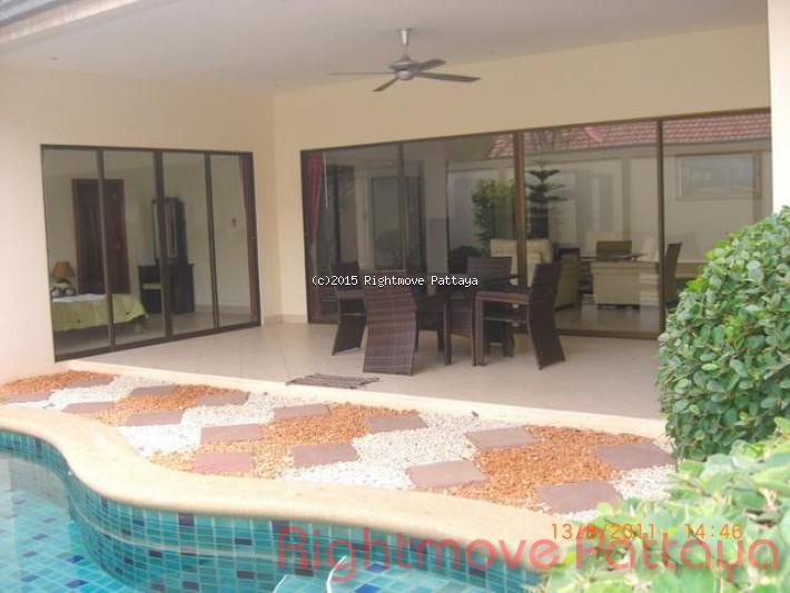 2 Bedrooms House For Rent In Pratumnak-avoca Garden 2