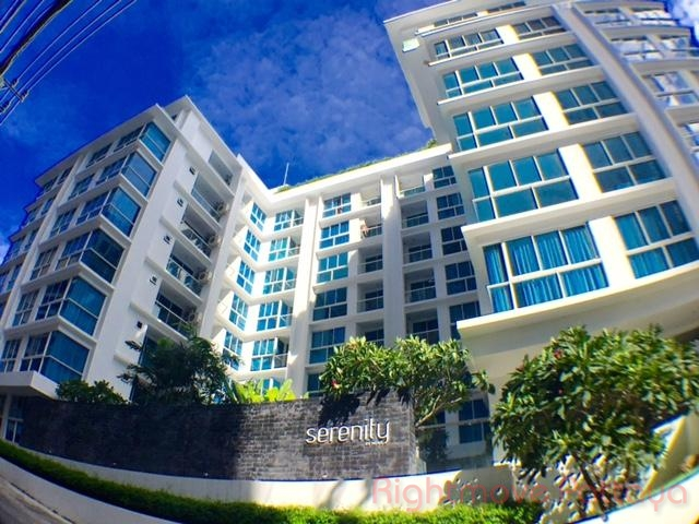2 Bedrooms Condo For Rent In Wongamat-serenity