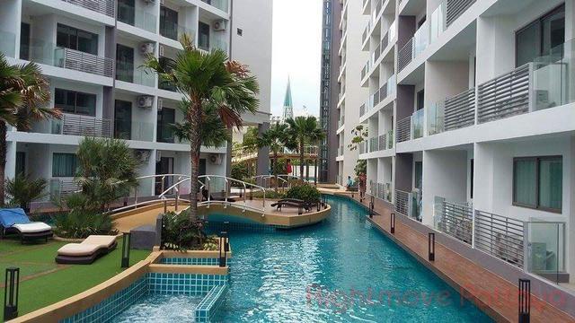 1 Bedroom Condo For Sale In Jomtien-laguna Beach Resort 1