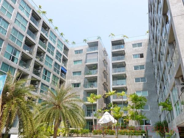 Eigentumswohnungen zu vermieten In Pratumnak Pattaya