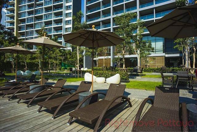 2 Bedrooms Condo For Rent In Wongamat-zire