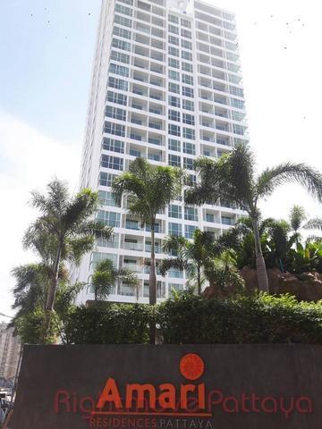 1 bedroom condo in pratumnak for sale amari residences1446278596  for sale in Pratumnak Pattaya