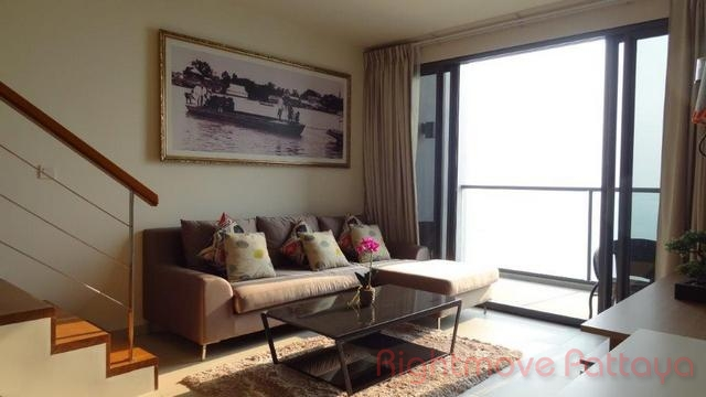 magnificent penthouse in a world-class condominium   for sale in Jomtien Pattaya