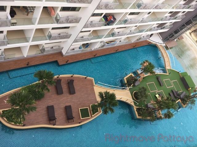 Studio Condo For Sale In Jomtien-laguna Beach Resort 1