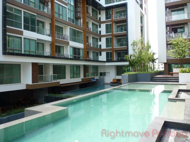 2 Bedrooms Condo For Rent In Central Pattaya-the Urban