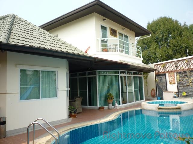 4 Bedrooms House For Rent In East Pattaya-greenfield Villas 3