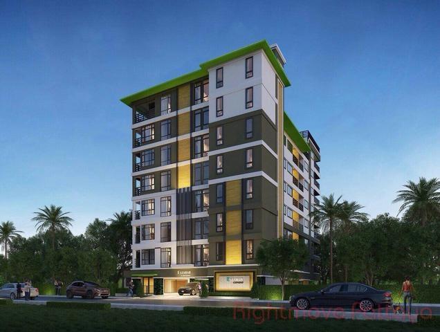 Studio Condo For Sale In Pratumnak-estanan