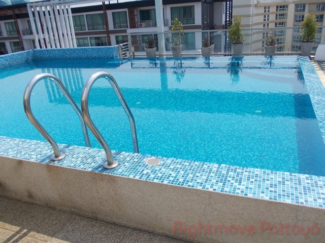 1 Bedroom Condo For Rent In Central Pattaya-the Urban