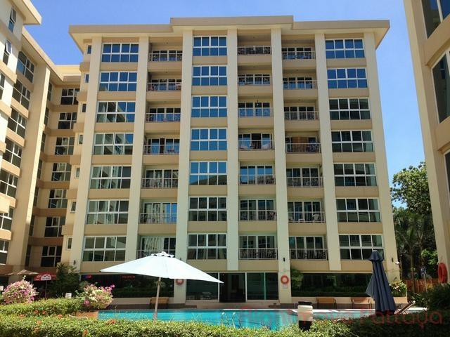 2 Bedrooms Condo For Rent In Central Pattaya-city Garden