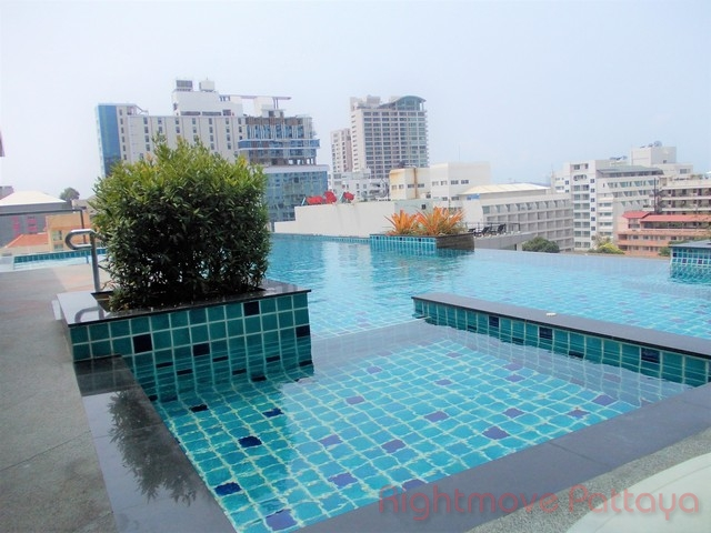 1 Bed Condo For Rent In North Pattaya-66 Condo