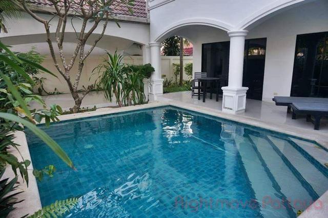 3 Bedrooms House For Sale In Na Jomtien-ocean Lane Villas
