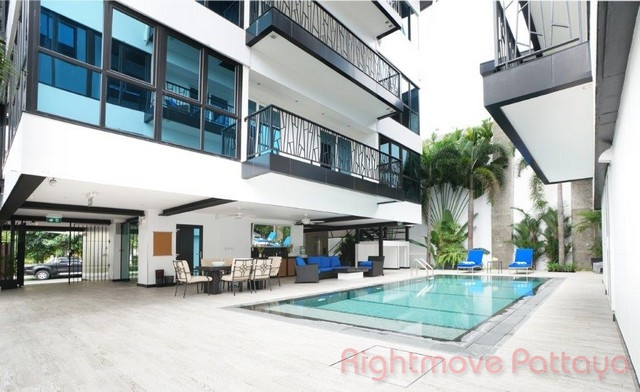 1 Bed Condo For Rent In Pratumnak-my Life Beach