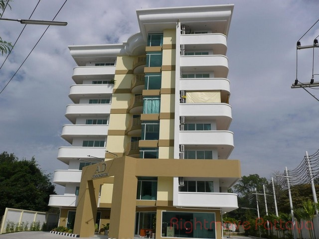 1 Bed Condo For Rent In Wongamat-ad Condo