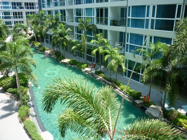 Studio Condo For Rent In Central Pattaya-centara Avenue Residence And Suites