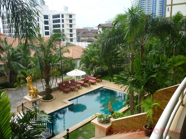 1 Bed Condo For Sale In Pratumnak-executive Residence 2