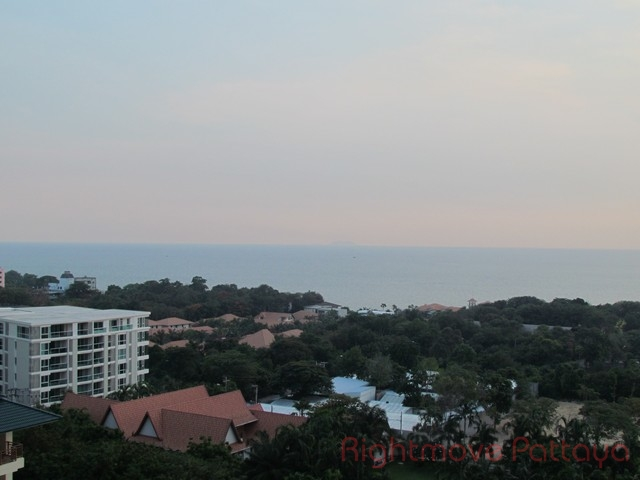 1 Bed Condo For Rent In Pratumnak-cosy Beach View