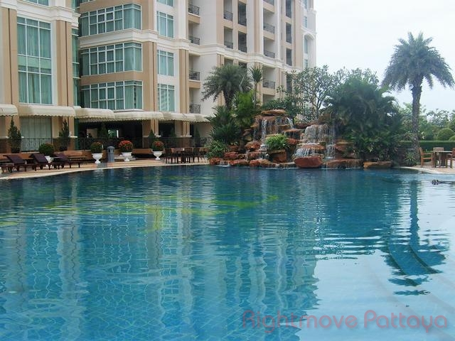 Studio Condo For Rent In Central Pattaya-lk Legend