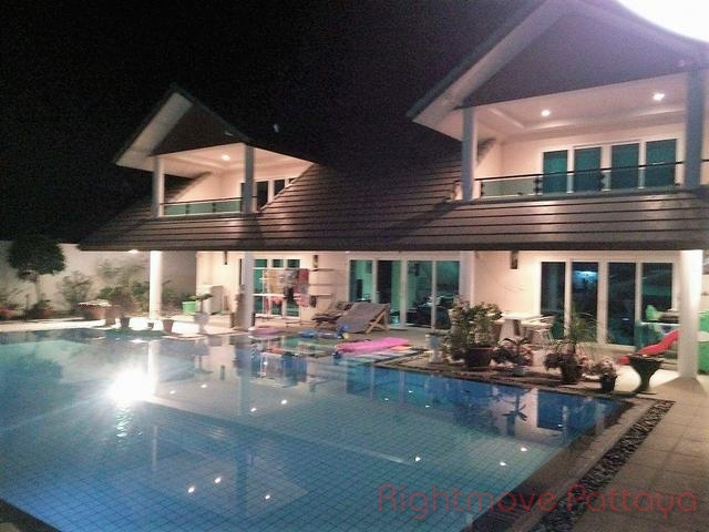 5 Beds House For Sale In East Pattaya-tumlom Tallman