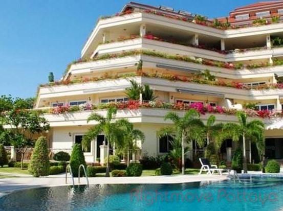 3 Bedrooms Condo For Sale In Pratumnak-nordic Residence