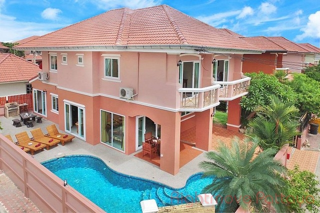 4 Beds House For Sale In Jomtien-view Point