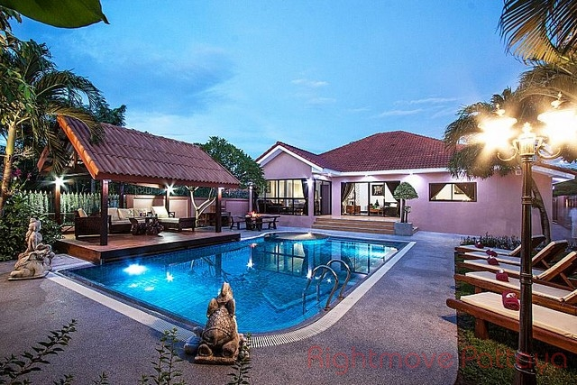 5 Beds House For Sale In Jomtien-view Point