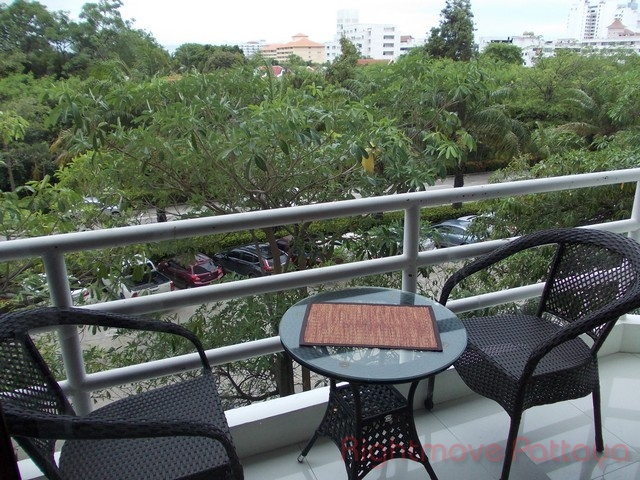 2 Beds Condo For Sale In Jomtien-view Talay 2 B