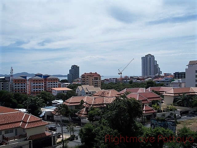 2 Bedrooms Condo For Sale In Pratumnak-art On The Hill