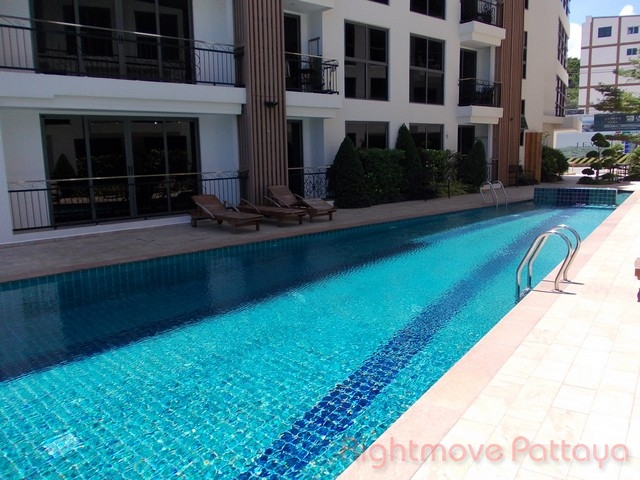 1 Bed Condo For Sale In Pratumnak-city Garden Pratumnak