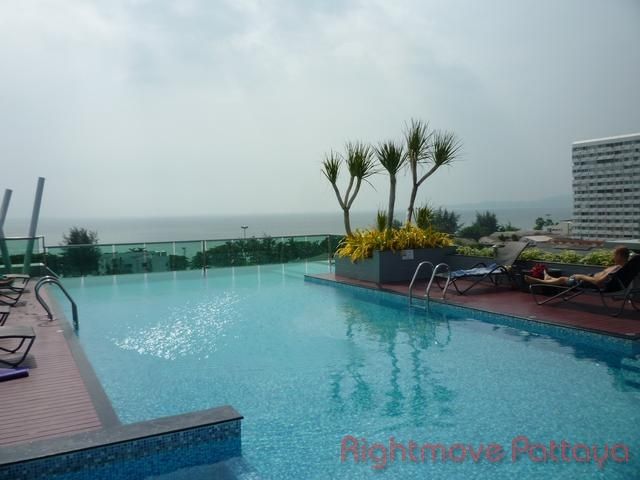 Studio Condo For Sale In Jomtien-the Gallery