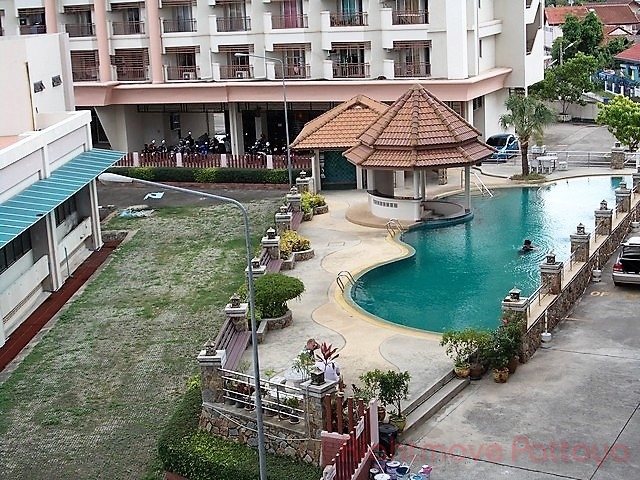 2 Beds Condo For Sale In Central Pattaya-euro Condo