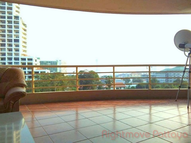 1 Bed Condo For Sale In Pratumnak-executive Residence 4