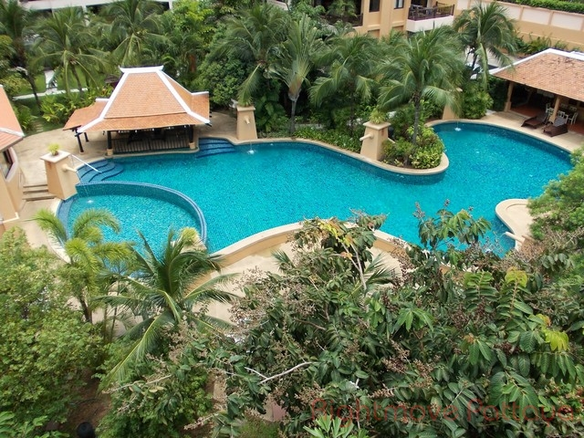 4 Beds Condo For Rent In Jomtien-tha Bali